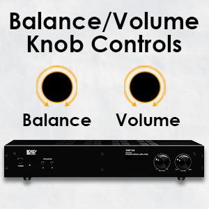 XMP100 Rotary Knobs