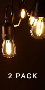24FT string lights