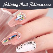 Shining Nail Rhinestones