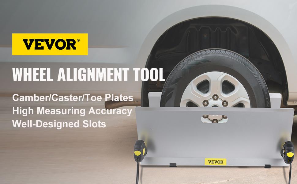 wheel alignment tool