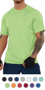Essential UPF50+ Shorts Sleeve T-Shirts