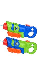 2 Pack Large Water Guns