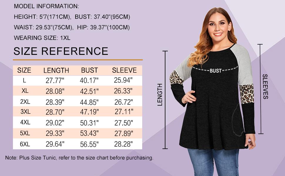 8083 Size Chart