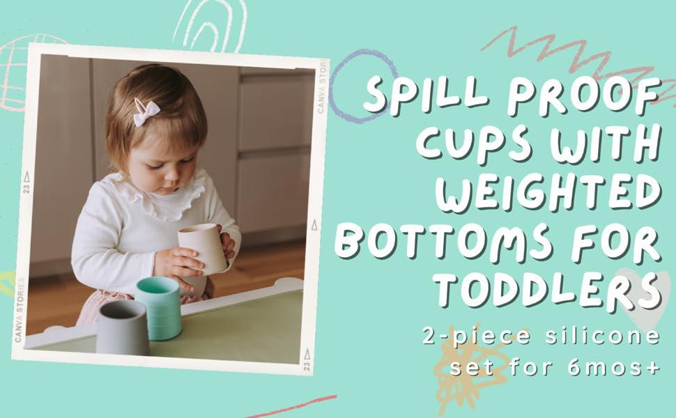 upwardbaby, lead weaning, baby cup