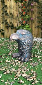 eagle head planter