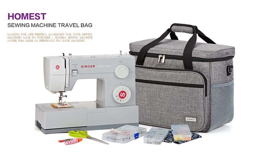 sewing machine travel bag