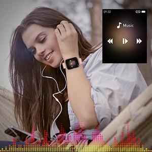 Rogbid Rowatch 2S Smart Watch fitness tracker fitness watch music player