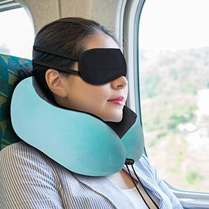 Suitable for Airplane, Car, Sleep