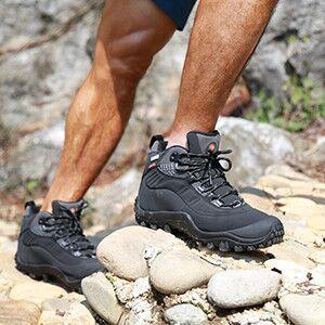 men hiking boot