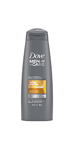 Dove Men+Care Fortifying 2-in-1 Shampoo and Conditioner
