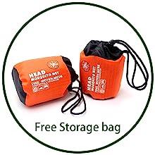 Free Storage bag