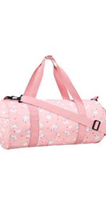 Choco Mocha Unicorn Duffle Bag