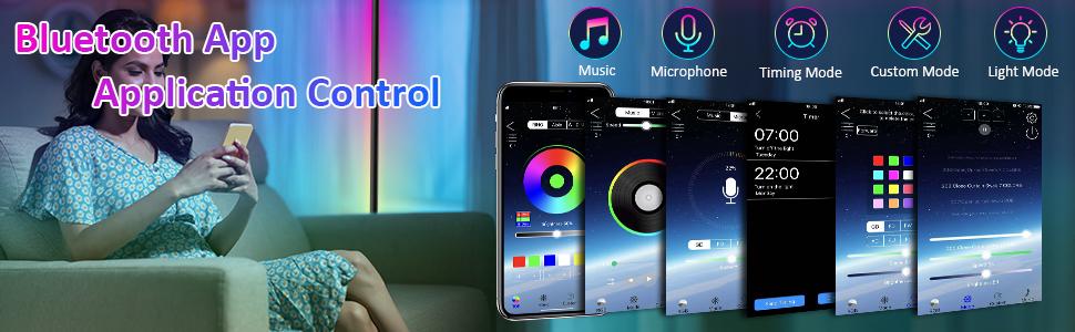 Bluetooth App Application Control