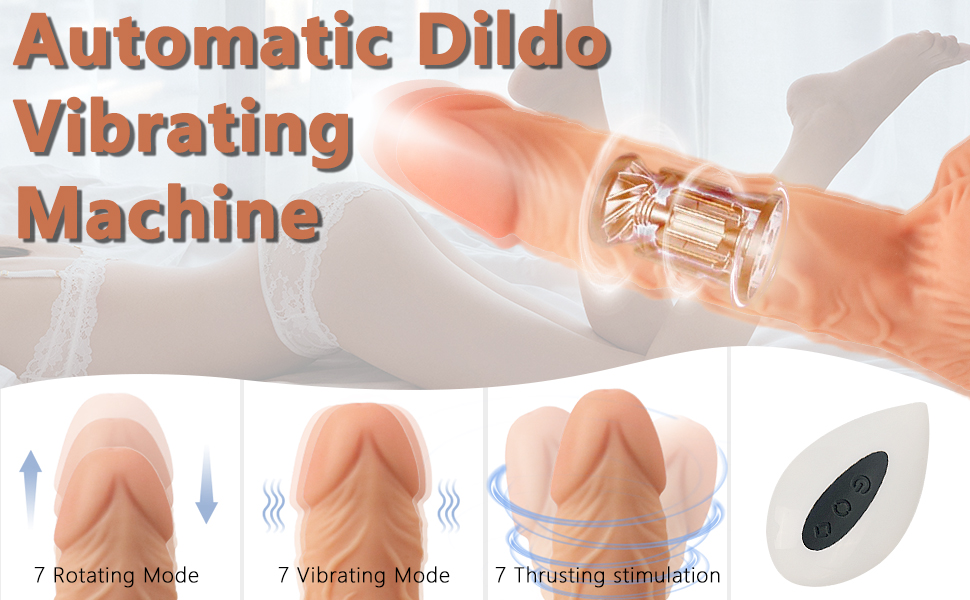 vibration machine dildo thrusting vibrating machine sex toys dildo