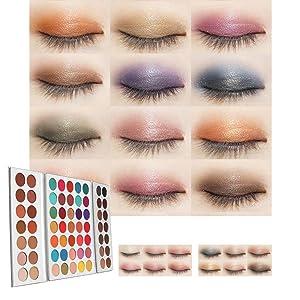 eyeshadow pallette