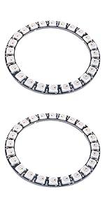 24bit LED Ring