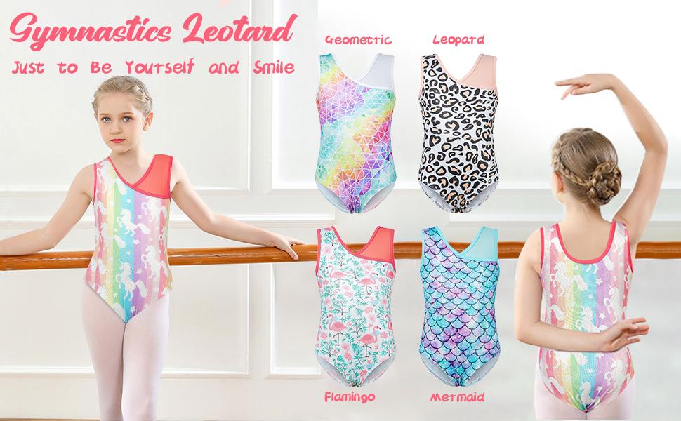 gymnastics leotard for girls tumbling outfit gymnastics wear