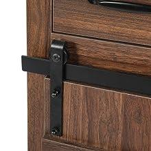 AILEEKISS Side Storage Cabinet
