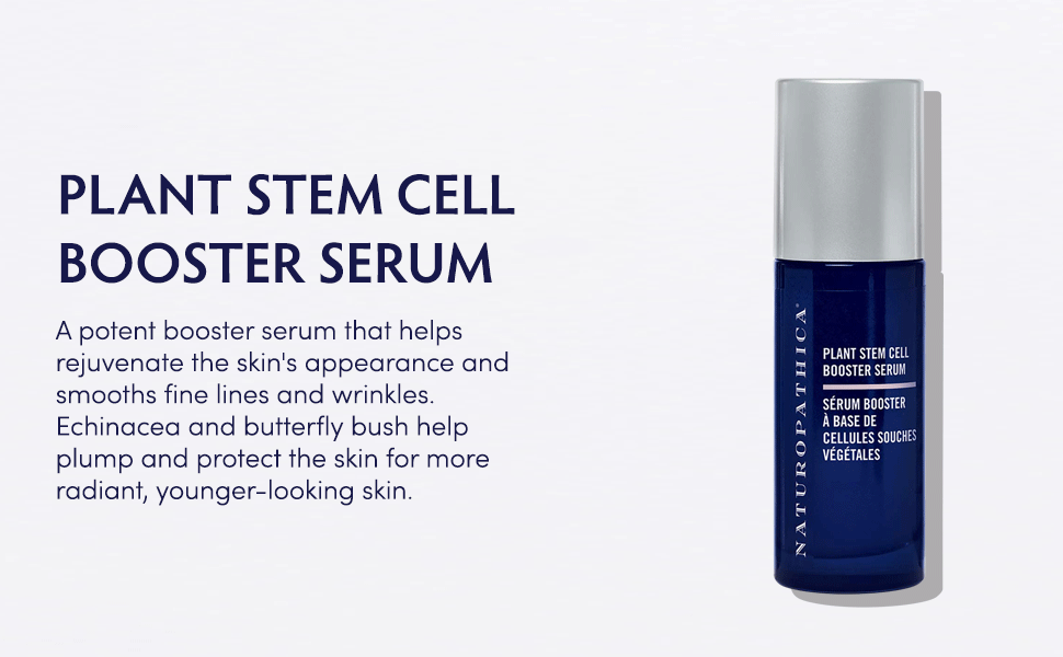Plant Stem Cell Booster Serum 1 oz