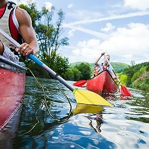 3 Pieces Kayak Tying Oar Rope