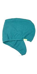 aquis hair turban wrap