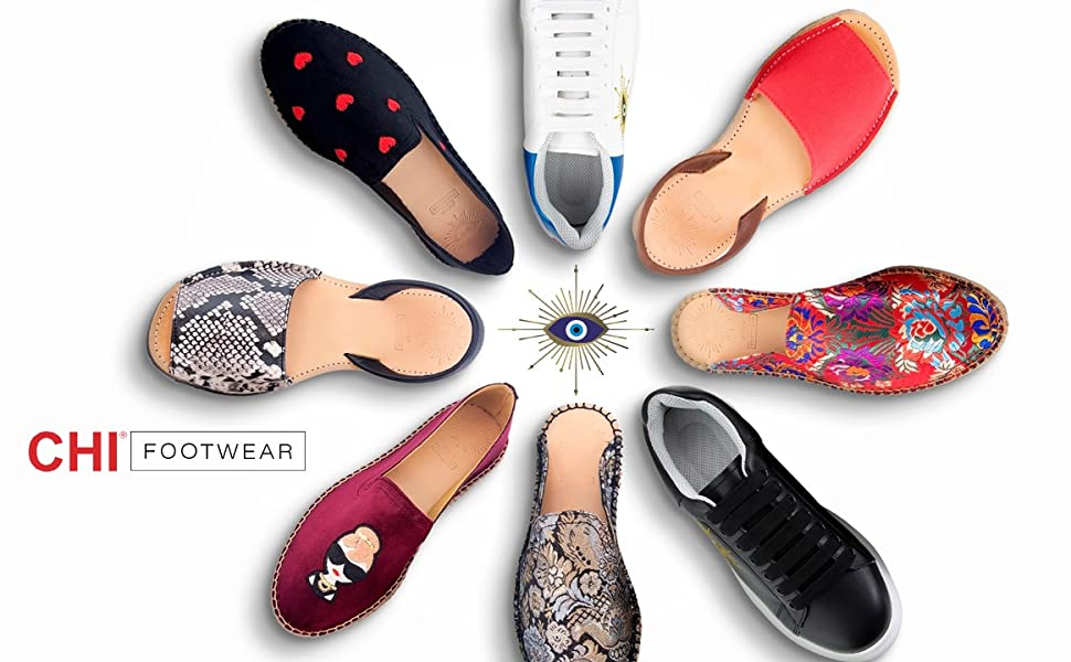 chi, footwear, shoes