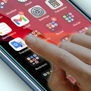 Sensitive Touchscreen and Special Design