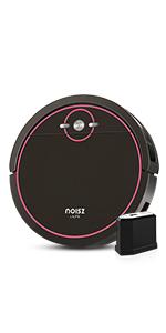 NOISZ S5 Robot Vacuum