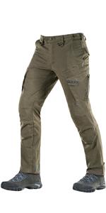 Vintage Tactical Pants