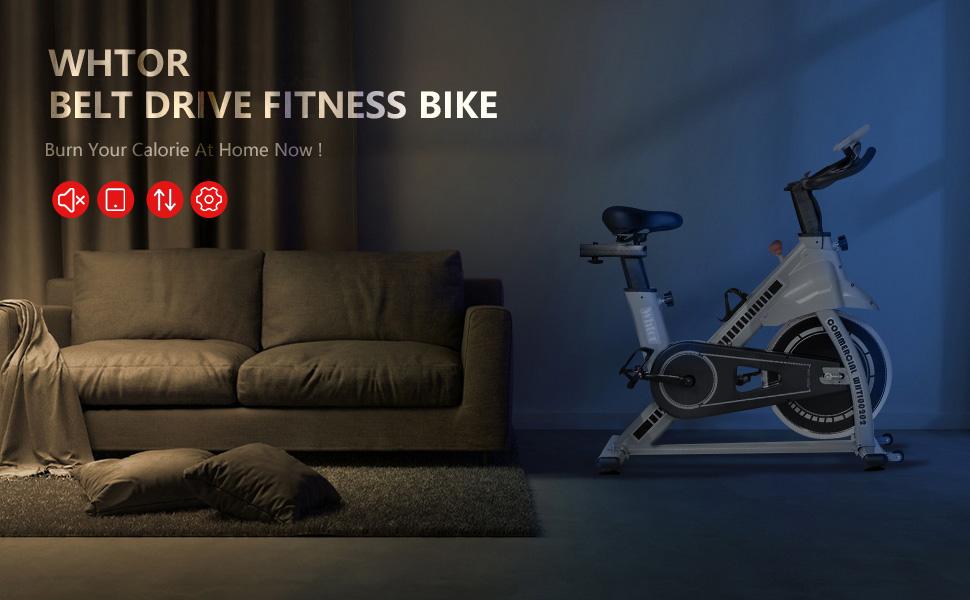 Whtor Belt Drive Fitness Bike