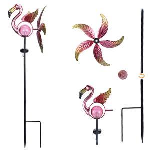 flamingo garden lights