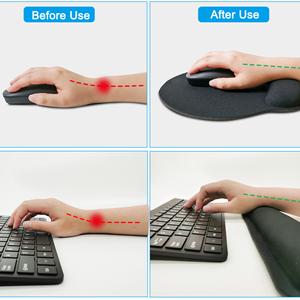 keyboard wrist rest