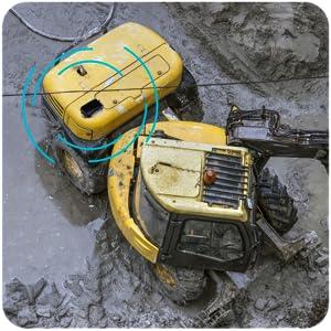 waterproof all weather gps tracker tracking rain sleet snow mud ice