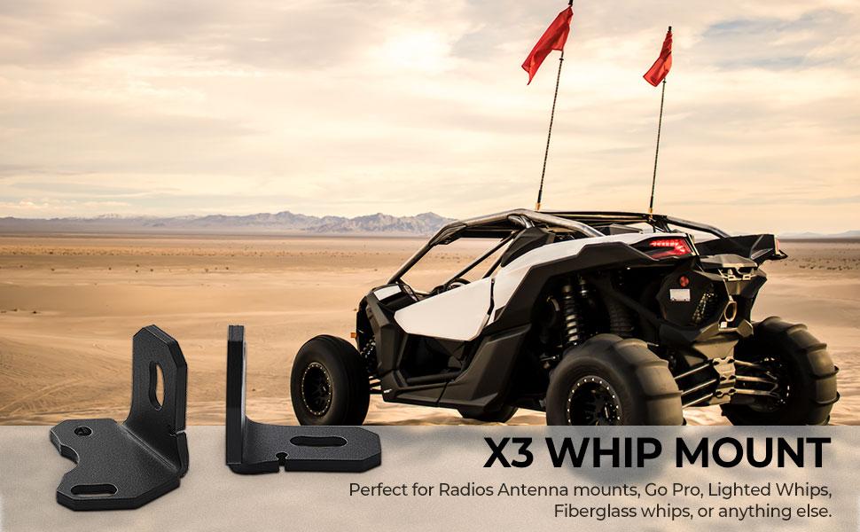 X3 Whip Light