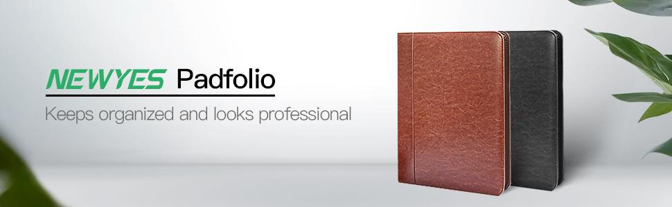 NEWYES Portfolio Folder