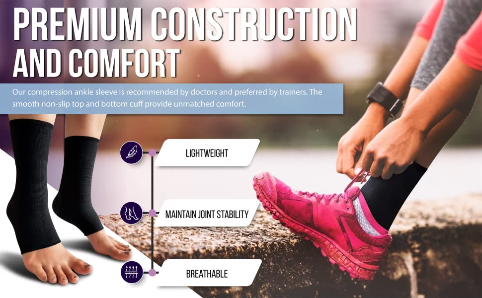 ankle brace for women men ankle braces ankle support foot brace ankle compression sleeve