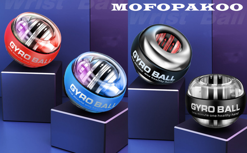 MOFOPAKOO GYRO BALL