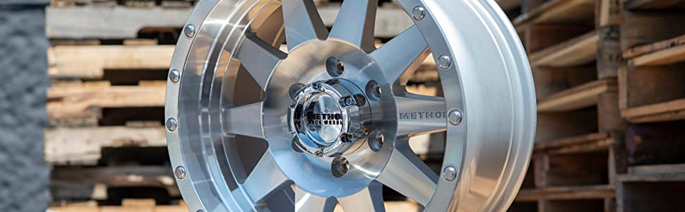 Method 301 Machined, Method Race Wheels 301, 301 Methods, Machined Methods