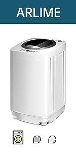 Mini laundry washer