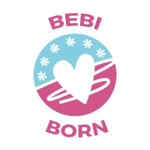 BEBI BORN - LOGO BEBI BORN