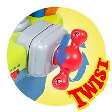 Twist one year old toddler boy toys nieto grandson grand son great sobrino nephew hijo lindo regalo