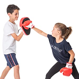 kids punching bag with stand
