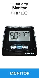 Humidity Monitor HHM10B