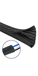 """26ft – 1/2"""" Cable Management Protector"""