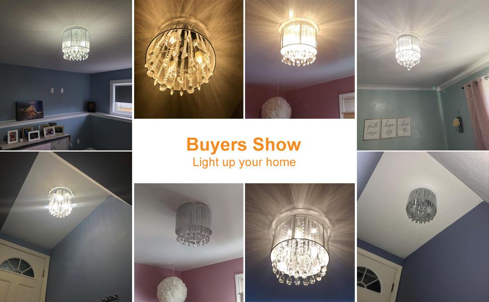 Bedroom Chandelier Light Fixtures