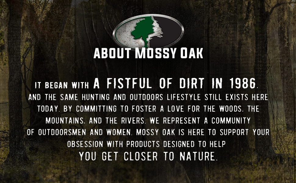 About Mossy Oak