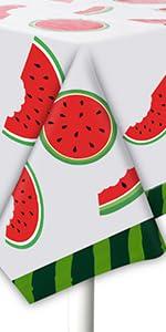 Watermelon Tablecloth