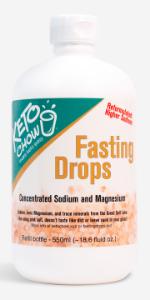 fasting drops
