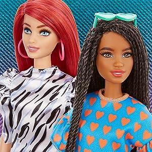 Barbie Dolls Assortment - FBR37