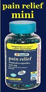 pain relief mini